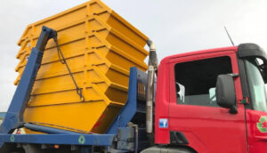 Commercial Skip Hire in the East Midlands