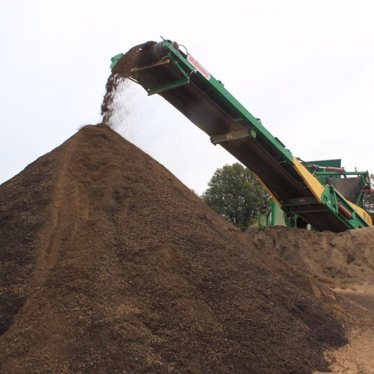 Recycled Topsoil the East Midlands
