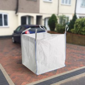 Bulk Waste Bag Hire in the East Midlands